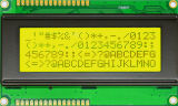 Graphique de 128x64 points Affichage du module LCD COG Mono avec interface SPI