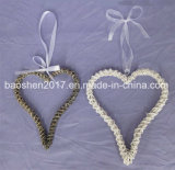 Decoración modificada para requisitos particulares de la dimensión de una variable del corazón del sauce para la decoración de la boda