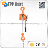 750kg Hsh 시리즈 휴대용 손 수동 사슬 드는 레버 구획 호이스트 도매