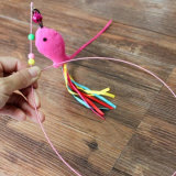 De Verdeler van het nieuwe Product wilde het Grappige Speelgoed van het Huisdier Catfishing
