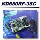 Bordo del decodificatore di CVCD - lampada di risparmio di energia di KD680RF-3SCandle