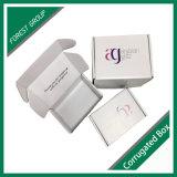 Cajas de cartón blanco con logo Imprimir
