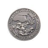 Moneta d'argento lucida del ricordo promozionale di anniversario (Ele-C142)
