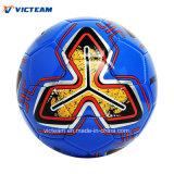 Billiger erträglicher Kugel-Fußball 3.0mm Belüftung-EVA