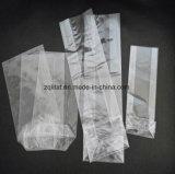 OPPの透過平底の正方形のプラスチックチェロ袋