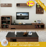 Luxuxentwurfs-bunter Beleuchtung LED Fernsehapparat-Standplatz (UL-MFC010)