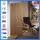 Дверь деревянной переклейки HDF/MDF отлитая в форму Veneer полная (JHK-F01)