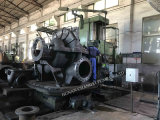 Grande pompe centrifuge d'approvisionnement en eau de double aspiration de débit