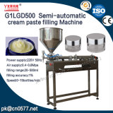 Halbautomatische Pasten-Füllmaschine für Yougurt (G1LGD500)