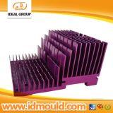 3/4/5台の軸線機械が付いているアルミニウムCNCによって機械で造られる機械化の部品