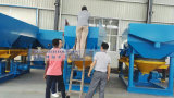 Golddiamant, der Maschinen-Spannvorrichtungs-Maschine Gandong Mininng vom Gerät trennt