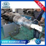 Дешевые двойной головкой пластиковые трубы ПВХ производителя машины экструдера