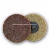Rodas de polimento de nylon resistente excelente para rebarbar