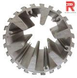 Perfis de alumínio/de alumínio da extrusão para o perfil de sistema da automatização (RAL-222)
