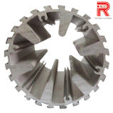 Aluminium-/Aluminiumstrangpresßling-Profile für Automatisierungs-Systems-Profil (RAL-222)