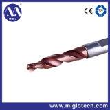 Outils de coupe personnalisée outil en carbure monobloc forets de torsion (DR-200025)