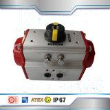 Venta caliente del actuador de válvula neumática