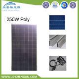 modulo della centrale elettrica della casa del comitato solare 250W con l'alta qualità