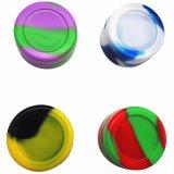 Haute qualité sans BPA 5ml Conteneur de silicone de qualité alimentaire pour l'huile de cire
