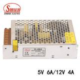 60W 5V 6A/12V 4A Sortie double alimentation à découpage SMPS