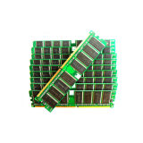 Лучшая цена большой системной платы для настольных ПК ОЗУ DDR1 400 Мгц емкостью 1 ГБ