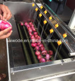 Oval Vegetable Peeling and Washing Machine