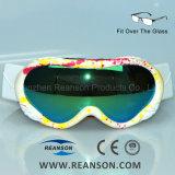 Double lentilles sphérique au cours de la myopie des verres de lunettes de ski