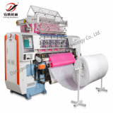 Máquina para hacer punto de los parámetros técnicos de la velocidad de Hight