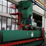 Cadena de producción del cilindro de gas del LPG proyecto del carcelero