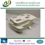 Изготовленные CNC пластиковую крышку для бытовой прибор быстрого прототипа