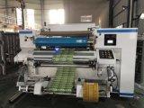 Máquina que raja de la escritura de la etiqueta del plástico y del papel