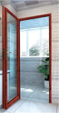 Alumínio de alta qualidade chuveiro porta a porta Casement