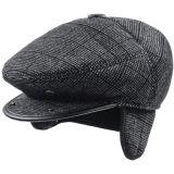 Изготовленный на заказ берет шлема зимы человека шерстей отдыха