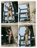 tactical Pants Tan 색깔 Mountaineering 지휘관 옥외 운동 바지