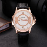 Unbedeutende Armbanduhr-Großverkauf-Quarz-Uhren des Mens-Z386