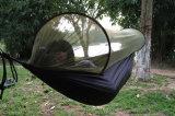 Tenda di campeggio del Hammock dei paracadute impermeabili portatili con la rete di zanzara