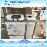 Tracción de la tapa y máquina de cepillar limpia del barril
