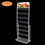 Супермаркет легких металлический крюк семена висящих на дисплее системы хранения данных для установки в стойку подставки