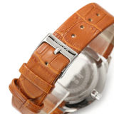 Banheira de venda dois relógios Quartz Senhoras relógio de pulso (WY-1065GA)