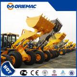 machinerie de construction XCMG LW400K à 4 tonne chargeuse à roues avant