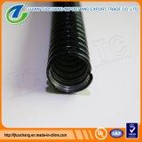 """Enduit de PVC Conduit flexible 1/2"""" Rouleau noir"""