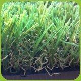 PE материала для использования вне помещений на верхнем этаже искусственных травяных