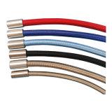 La taille de 100 % Durable vierge pure SS 304 tressé en Téflon PTFE flexible tressé