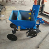 1 riga ha utilizzato la macchina della piantatrice della patata dell'azionamento del trattore condotto a piedi