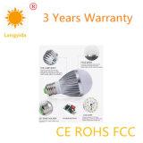 좋은 가격 12W LED 전구 E27 높은 루멘 110-120lm/W