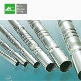 Tubo rotondo dell'acciaio inossidabile di alta qualità 304 50mm del fornitore della Cina
