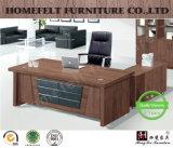 Diseño moderno y lujoso de MDF mesa ejecutiva para oficina