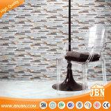 白い光沢のある2X2モザイク・ガラスのタイルのBacksplashの床の壁(M430003)