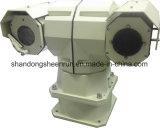HD IP PTZ de Dubbele Thermische Camera van de Sensor