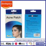 Connexions hydrocolloïdes d'acné reconnues par ce et d'endroit pour des soins de la peau